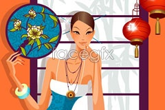 Link tovector style fashion and classic of beauty the Combine