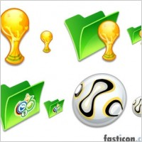 Link toComic world cup icons icons pack