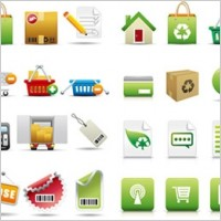 Link toCommerce icon set