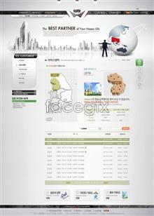 Link toCommercial site 04 psd