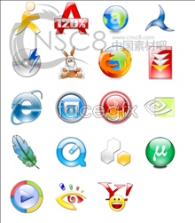 Link toCommon network software icons
