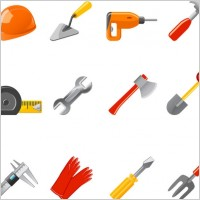 Link toCommon tool icon vector
