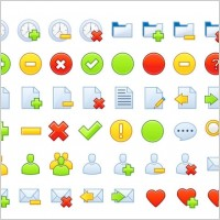 Link toCommon vector web icons 02 vector