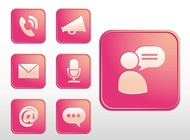 Link toCommunication images vector free