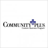 Link toCommunity plus logo