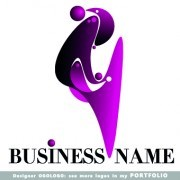 Link toCompany business logos creative design 02 vector