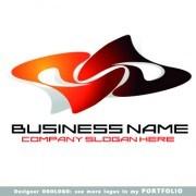 Link toCompany business logos creative design 03 vector