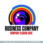 Link toCompany business logos creative design 09 vector