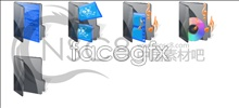 Link toComputer folder icons