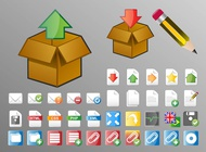 Link toComputer icons graphics vector free