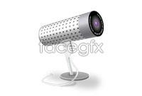 Link toComputer webcam icam vector