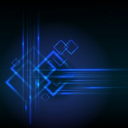 Link toConcept dark blue technical vector background 05 free