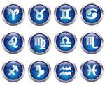 Link toConstellation symbol button vector