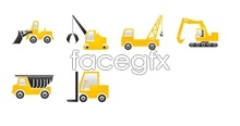 Link toConstruction machinery tools icons