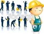 Link toConstruction of maintenance staff vector