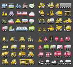 Link toConstruction vehicle vector