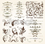 Link toContinental classic lace vector