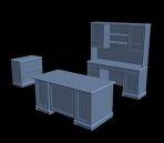 Link toContinental furniture suite 3d model