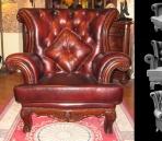 Link toContinental red sofa 3d model