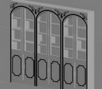 Link toContinental shelves 3d model