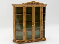 Link toContinental transparent glass cabinet 3d model