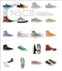 Link toConverse shoe icons