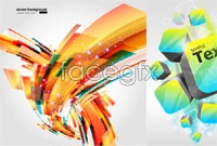 Link toCool abstract vector background