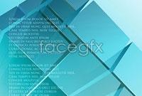 Link toCool blue cube vector ii
