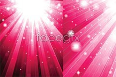 Link toCool bright flashing background vector