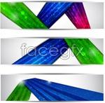 Link toCool decorative banner background vector