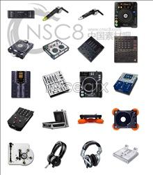 Link toCool dj equipment icons