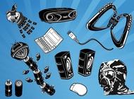 Link toCool gadgets vectors free
