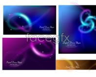 Link todesign vector backgrounds glare Cool