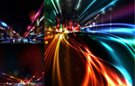 Link toCool halo city vector