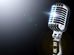 Link toCool microphone picture material-1