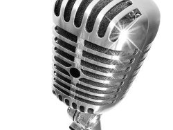 Link toCool microphone picture material-4