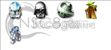 Link toCool star wars movie icons