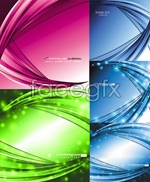 Link toCool stripes lines background vector