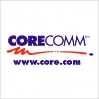 Corecomm communications logo
