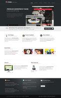 Link toCorona theme - free psd