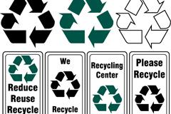 Link toCorporate environmental logo design vector