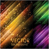 Link toCosmic background vector 2 star