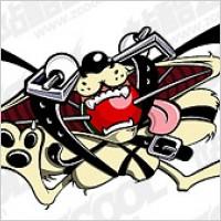Link toCrazy dog