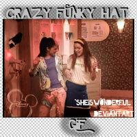 Link toCrazy funky hat.