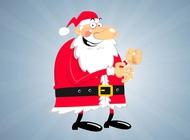Link toCrazy santa vector free