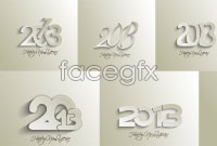 Link toCreative 2013 theme vector