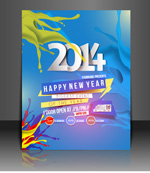 Link toCreative 2014 poster vector