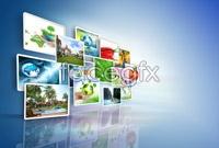 Creative 3d design hd picture