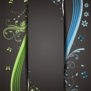 Link toCreative abstract cover background vectors 02 free