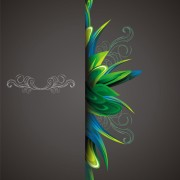 Link toCreative abstract cover background vectors 05 free